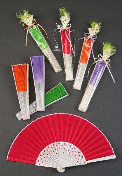 Callac regalos boda detalle decorado - Abanicos para decorar ...